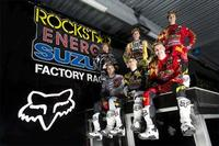 New Rockstar Energy Suzuki Europe Line-Up