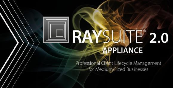 RaySuite Appliance 2.0 EN