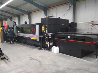 Blick in die Werkshalle bei Ferro Lasertechnik