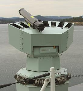 A wide horizon - Rheinmetall at Euronaval 2012