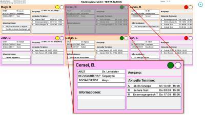 Screenshot: KIS-Plugin für FrontFace