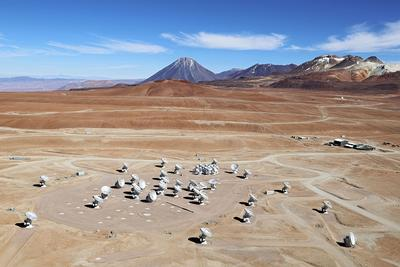 ALMA Inauguration Heralds New Era of Discovery