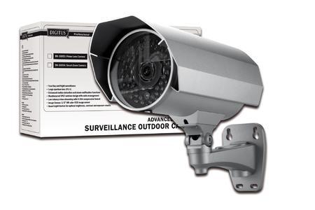 DIGITUS® Tag & Nacht Zoom Überwachungskamera, DN-16054