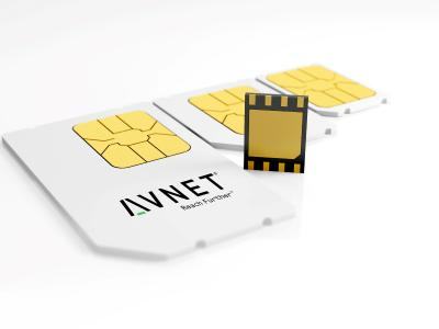 Avnet Silica Launches New Embedded Universal Integrated Circuit Card Product for Turnkey Open Cellular Connectivity in EMEA