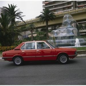 BMW 520 - 1st generation (03/2010)
