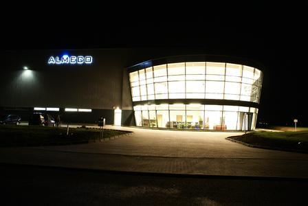 Bernburg plant Germany
