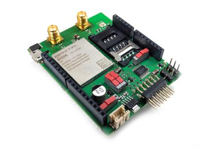 Avnet Silica Launches NB-IoT Arduino Shield Enabling Next Generation Low Power WAN Connectivity
