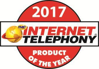 STARFACE erhält den 2017 INTERNET TELEPHONY Product of the Year Award