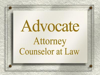 A .law domain is the best door sign for your law firm