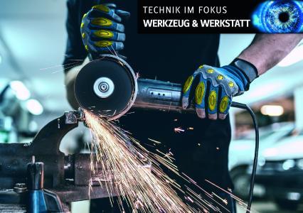 Die Conrad Sourcing Platform hält speziell für den Einkauf von Werkzeug  und Werkstattausrüstung über 1,5 Mio Produkte bereit.