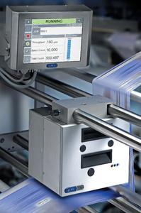 Die Linx Thermotransferdirektdrucker  nutzen das Farbband besonders effizient