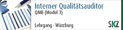 Interner Qualitätsauditor