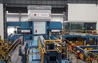 Henan Mingtai grants SMS group final acceptance of high-performance aluminum cold mill