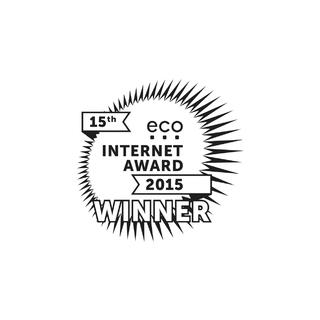 Webdata Solutions erhält eco Internet Award 2015 in der Kategorie E-Commerce
