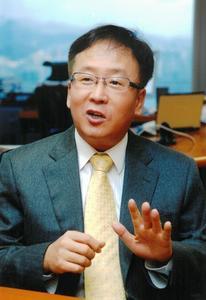 LG CEO Wayne Park