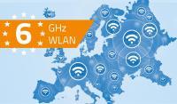 Wi-Fi 6E Grafik