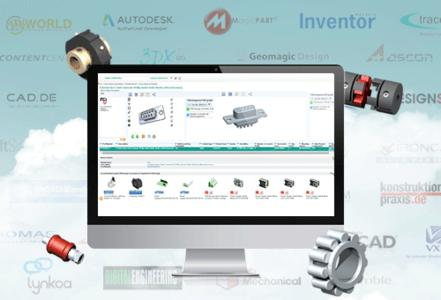 TraceParts Publishing Network leads the way in publishing CAD models