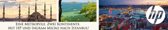 HP und IM schicken Fachhandelspartner nach Istanbul