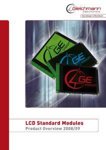 GE Vision Katalog 2009