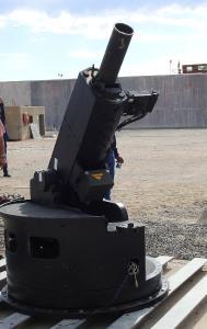 Rheinmetall erzielt drei neue Steilfeuer-Weltrekorde in Südafrika