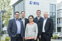 Ringier honors BYK with two innovation awards