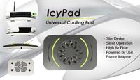 "Launch of ""IcyPad"" - Universal Cooling Pad"