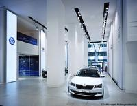 eyevis LED Videowall at the centre of DRIVE Volkswagen Group Forum in Berlin