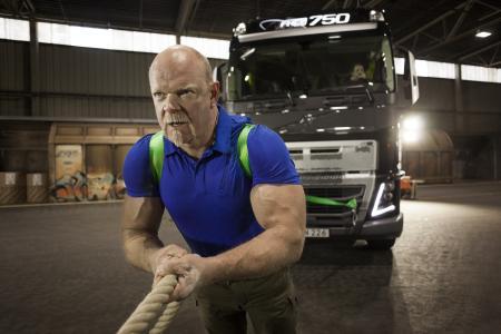 """Magnus Samuelsson ist der einzige Schwede, der jemals den Titel """"World's Strongest Man"""" (Marokko, 1998) gewonnen hat, und hat fünfmal einen Platz auf dem Podest belegt"""
