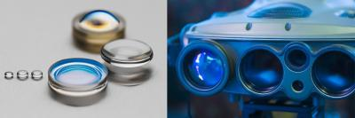 FISBA Exhibiting Molded Optics VIS-LWIR at SPIE DCS