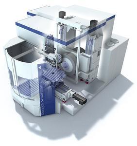 Das neue BAZ ECOSPEED F HT bearbeitet Werkstücke auf Paletten von 1.000 x 1.000 mm in höchster Präzision und Produktivität