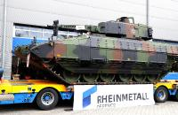 Rheinmetall ships 200th Puma IFV to the Bundeswehr - the 100th system produced in Unterlüß