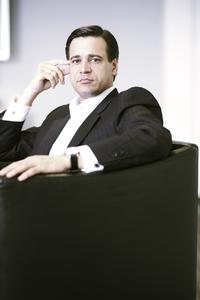 Michael Raum, Gründer und Vorsitzender der Geschäftsleitung der SELLBYTEL Group