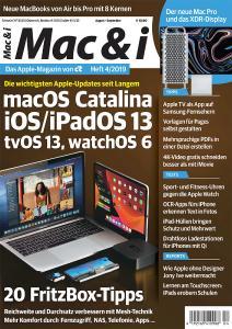 Mac & i Titel