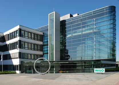 WILO SE in Dortmund