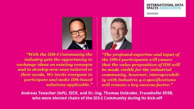 "IDS-I: Starting the ""Industrial Community"" within IDSA"