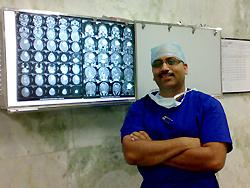 Dr .Jaydev Panchawagh, Neurological & spinal surgeon