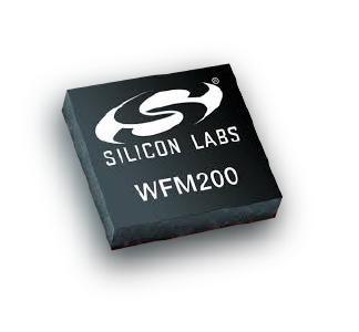 WiFi-SiP Modul WFM200 / © Silicon Labs