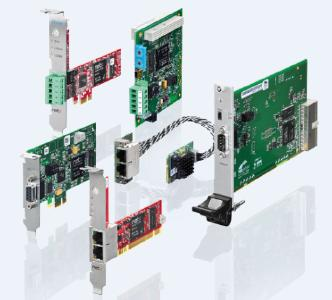 Hilscher has upgraded its cifX PC-card drivers to support the latest INtime 6.3 version