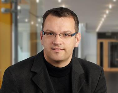 Arjan Kuijper: Research Coach of Fraunhofer IGD and, as of August 1, Professor at TU Darmstadt.(© Fraunhofer IGD)