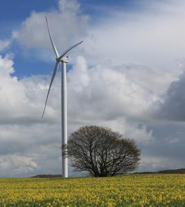W2E-Design of 2 MW turbine