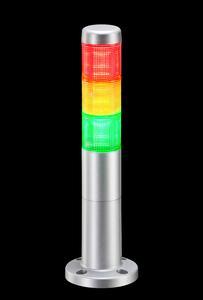 """Kostengünstiges Helligkeits-Wunder: LED-Signalsäule Kompakt 37 im """"DesignLook"""""""