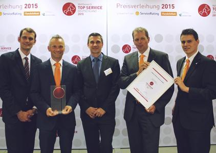 DKD Preisverleihung 2015
