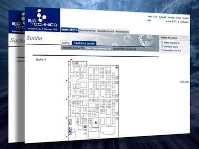 Biotechnica setzt neue Maßstäbe mit Online Guided Tour