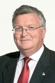 Dr. Stefan Behn, HHLA-Vorstand für das Segment Container (Copyright: HLLA)