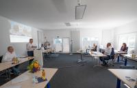 Am 23. Juni lud die CURSOR Software AG zur Hauptversammlung in die Firmengebäude in der Friedrich-List-Straße ein. Foto: CURSOR