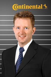 Ralf Benack, Leiter Runderneuerung Lkw-Reifen EMEA