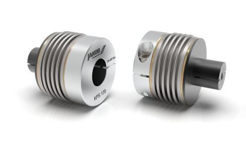 metal bellows coupling KPS 2021