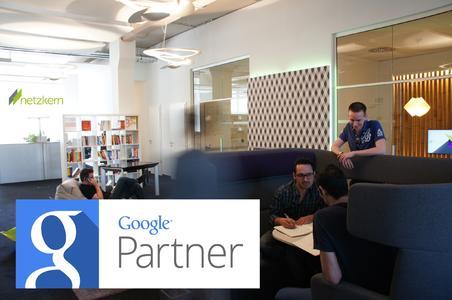 netzkern ist erster Google Partner in Wuppertal