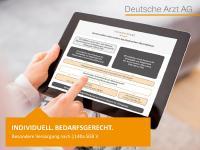 Deutsche Arzt AG - Besondere Versorgung nach §140a SGB V