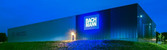 Distributionszentrum BACHMANN